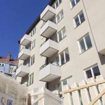 BRF Björken, Solna, valde FSN som sin fönsterentreprenör.