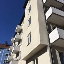 BRF Björken i Solna anlitade FSN för sitt fönsterbyte