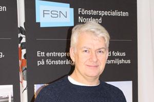 Ny entreprenadsäljare hos FSN
