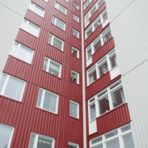Fönsterbyte på HSB, BRF Älgen, Örnsköldsvik