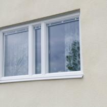 Fönsterbyte ljudåtgärd kvarteret Alvaret, Sundsvall