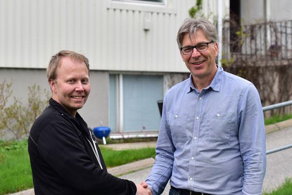 Fönsterbyte Umeå – BRF Skogsbrynet valde FSN
