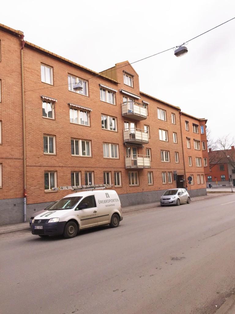 Fönsterbyte i Örebro
