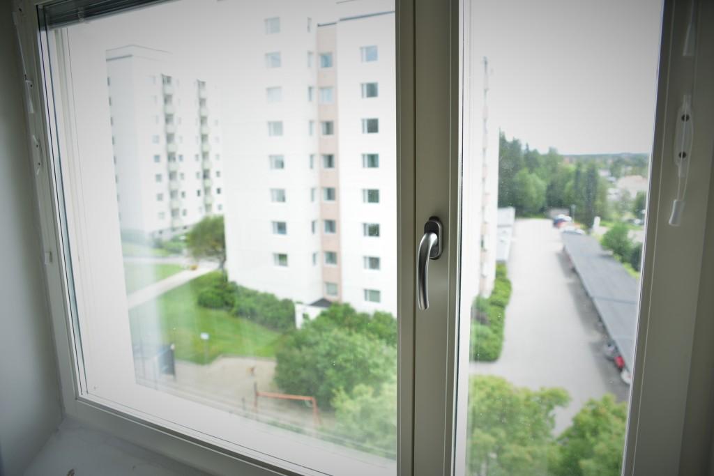 Nu byter vi fönster i Umeå – hos BRF Skogsbrynet