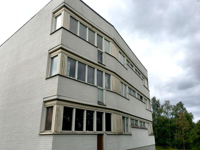 Fönsterbyte i Oxelösund