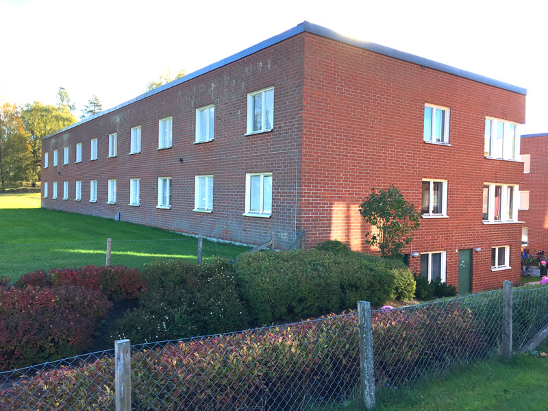 Fönsterbyte sparar energi åt Örebrobostäder