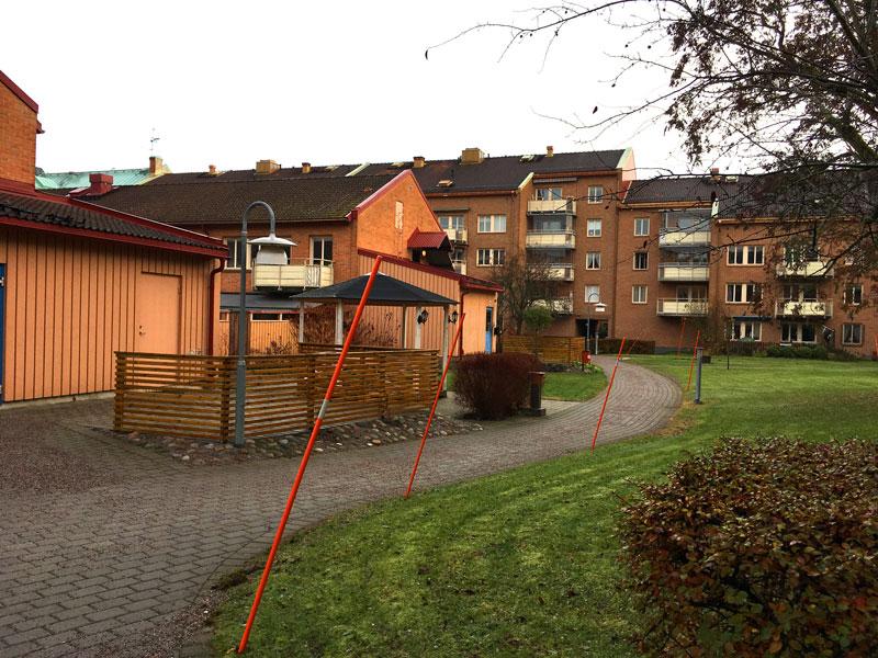Fönsterbyte åt Riksbyggen i Örebro