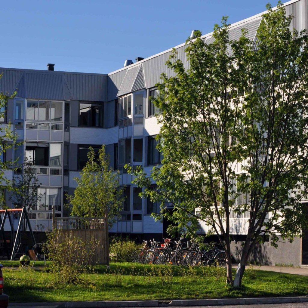 BRF Kallkällan, Luleå