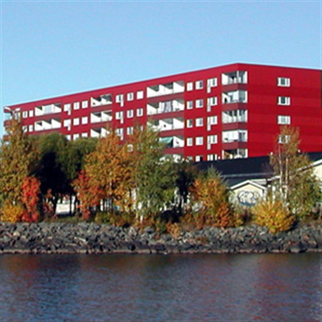 Kvarteret Hägern, Luleå