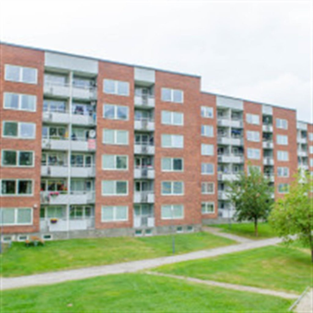 Fönsterbyte i Kvarteret Vetet, Sundsvall