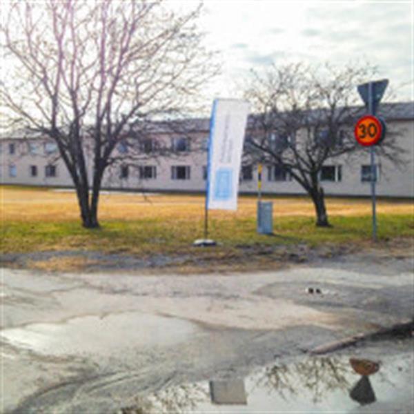 Fönsterbyte, BRF Aspgärdan, Umeå